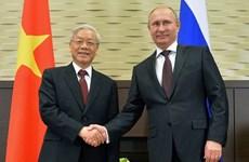 Nouvel élan pour le partenariat stratégique intégral Vietnam-Russie