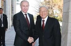Le Vietnam a une place cruciale dans la politique orientale de la Russie