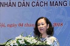 Pour édifier la frontière Vietnam-Laos de paix et d'amitié