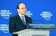 Le PM approuve la sélection des fournisseurs pour le WEF ASEAN 2018