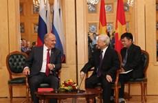 """La Russie, ''priorité absolue"""" de la politique étrangère du Vietnam"""