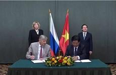 Les universités vietnamiennes et russes signent 23 documents de coopération