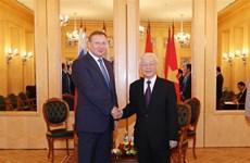 """Le Vietnam ''créera les meilleures conditions pour les entreprises russes"""""""