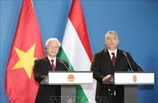 Déclaration commune Vietnam - Hongrie sur l'établissement de leur partenariat intégral