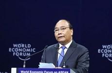 FEM ASEAN 2018: Ouverture du Forum économique mondial sur l'ASEAN 2018