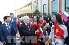 Nouvel horizon pour la coopération Vietnam-Russie