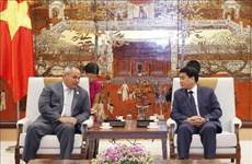 Hanoi et Gold Coast (Australie) partagent des expériences de développement