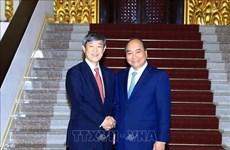 Le PM salue les contributions de la JICA au développement Vietnam-Japon