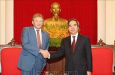 Vietnam-Russie: pour porter le commerce bilatéral à 10 milliards de dollars