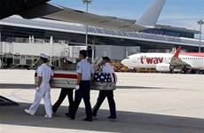Rapatriement des restes de soldats américains portés disparus au Vietnam