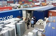 Le chef du gouvernement demande de renforcer la gestion de l'importation de déchets