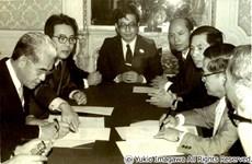 Exposition en ligne sur l'histoire des relations Vietnam-Japon