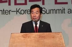 Le PM sud-coréen va venir au Vietnam pour rendre hommage au président Tran Dai Quang