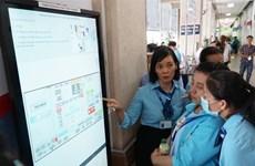 Déploiement d'un projet de numérisation de l'information au sein des hôpitaux