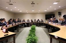 L'ASEAN et le Conseil de coopération du Golfe impulsent leur coopération