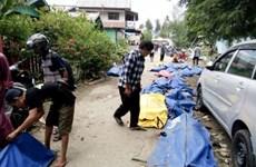 Séisme en Indonésie : Dix étudiants vietnamiens arrivent à Makassar