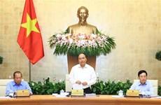 Le PM exhorte à dépasser l'objectif de 6,7% de croissance en 2018