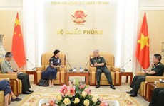 Promotion de la coopération dans la défense entre le Vietnam et la Chine