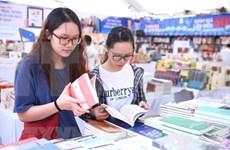 Ouverture du Salon du livre de Hanoï 2018