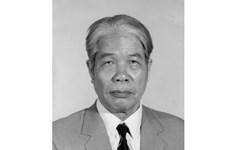 Communiqué spécial : l'ancien secrétaire général Do Muoi est décédé
