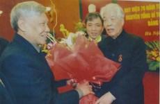 L'ancien secrétaire général Dô Muoi a marqué son époque
