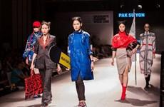 Habillement: la fabuleuse collection d'une jeune styliste nord-coréenne au Vietnam
