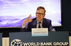La Banque mondiale prévoit une croissance vietnamienne de 6,8% en 2018