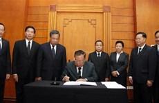 Les hommages affluent après le décès de l'ancien secrétaire général Dô Muoi
