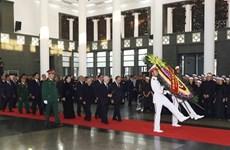 Le Vietnam rend hommage à l'ancien secrétaire général Dô Muoi
