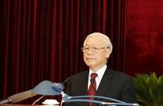 Le Comité central du PCV publie un communiqué de son 8e Plénum