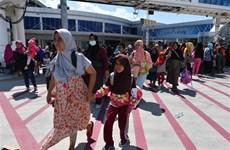 Indonésie: accélération de la recherche des victimes des catastrophes
