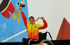Asian Para Games 2018 : grande performance de la délégation vietnamienne
