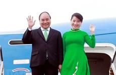 Le Premier ministre Nguyen Xuan Phuc en tournée européenne