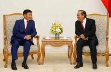 Vietnam-Mongolie : promotion de la coopération dans des domaines