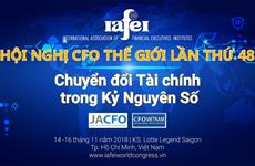 Hô Chi Minh-Ville accueille le 48e Congrès des directeurs financiers