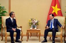 Vietnam-Japon : promotion de la coopération décentralisée