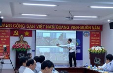 Hô Chi Minh-Ville: l'application de solutions technologiques pour la ville intelligente