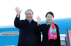 Le PM achève sa participation au Sommet P4G et sa visite officielle au Danemark