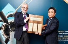 Le Vietnam prend la présidence du Comité sur les satellites d'observation de la Terre