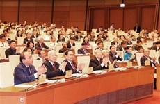 Le Premier ministre Nguyên Xuân Phuc souligne les acquis et les tâches à venir