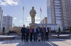 Renforcer les liens entre le Vietnam et l'oblast russe d'Oulianovsk