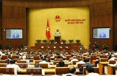 Les députés discutent des questions socio-économiques et du budget de l'Etat