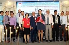 Promotion des relations d'amitié entre le Vietnam et la République tchèque
