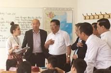 Récompense des élèves et étudiants vietnamiens en R. tchèque