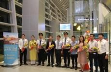 Vietnam Airlines lance une nouvelle ligne entre Da Nang et Osaka (Japon)