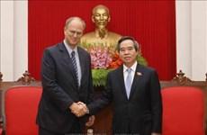 Le Vietnam promeut les liens traditionnels avec l'Allemagne