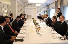 Le Vietnam promeut sa coopération multiforme avec la Norvège