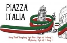 Une bonne semaine aux couleurs italiennes à Hanoi