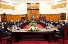 Le Vietnam apprécie le rôle des entreprises étrangères