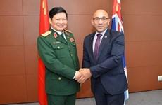 Le Vietnam et la Nouvelle-Zélande promeuvent les relations de la défense